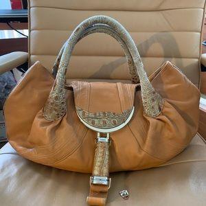 Fendi $2,200 Spy Bag as is, needs repairs BARGAIN!